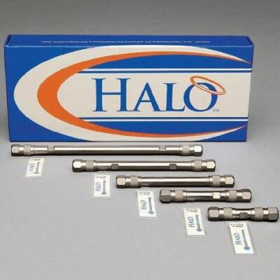 5um Halo C18 1.0 x 10 mm